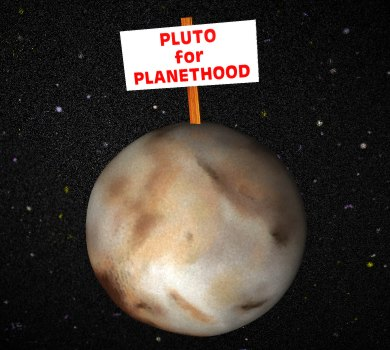 My Tribute to IYA 2009 : A Poem on Pluto